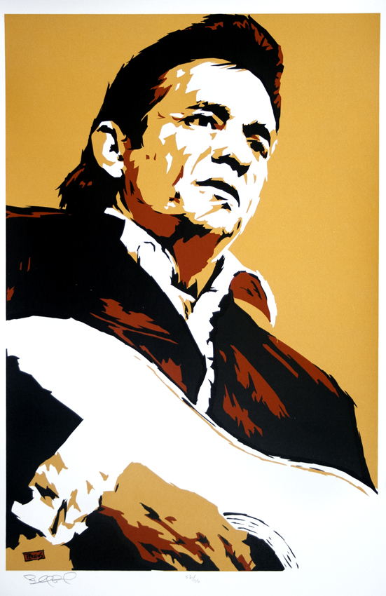 Johnny Cash Billy Perkins