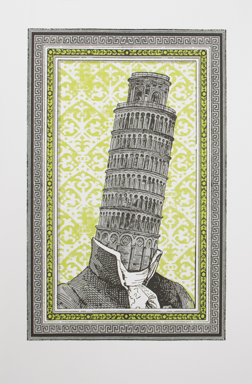 Pisa Tower Head
