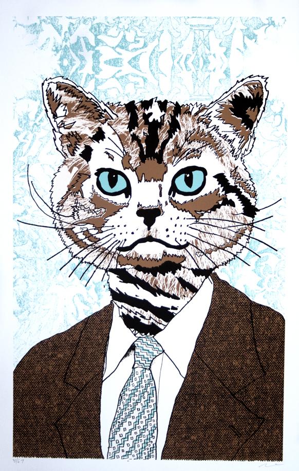 Cat suit Nate Drodz