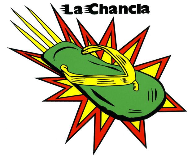 La Chancla Sam Coronado