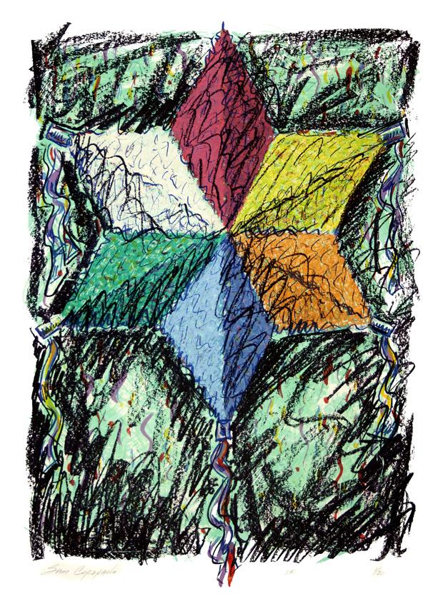 Pinata green Sam Coronado