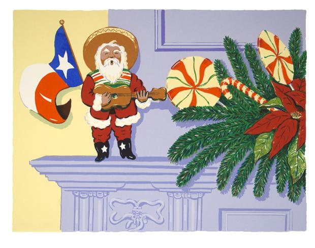 Santa Sam Coronado