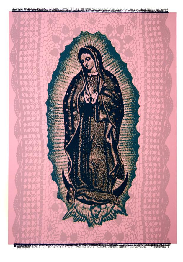 Tejido de la Virgin