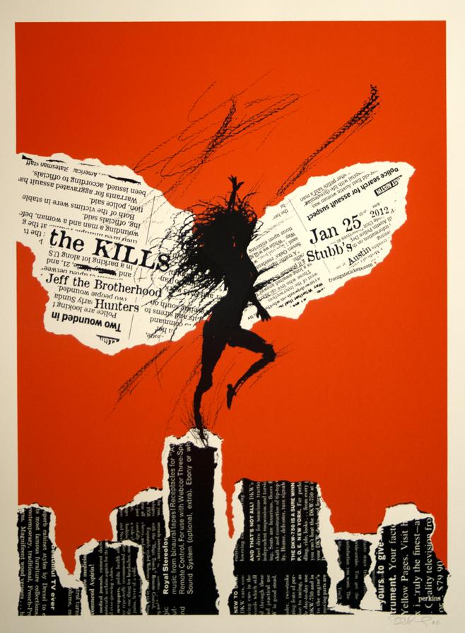 The Kills Billy Perkins