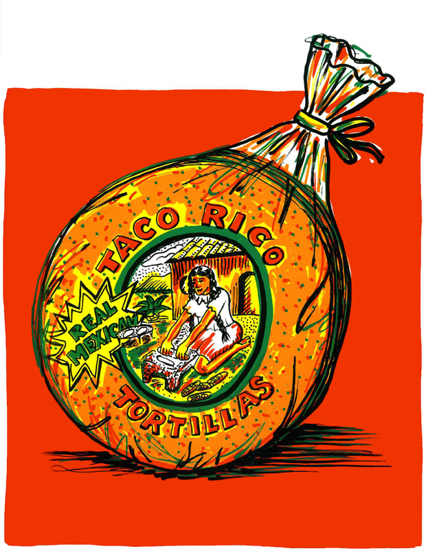 Tortillas Sam Coronado